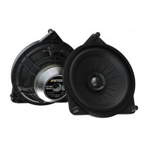 ETON MB100RX 10 cm 2-Weg Coax Rear Door Mercedes