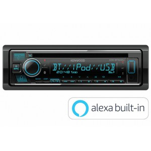 KENWOOD KDC-BT640U Bluetooth MP3-Radio met USB