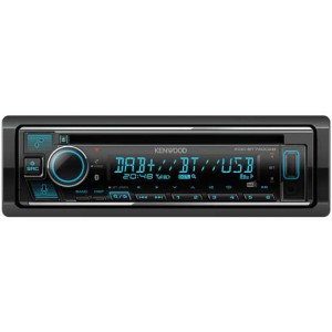 KENWOOD KDC-BT740DAB met DAB+ Bluetooth USB