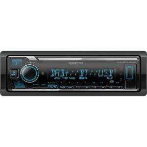 KENWOOD KMM-BT506DAB MP3-tuner met BT en DAB