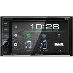 KENWOOD DDX4019DAB Moniceiver 2-Din met Bluetooth