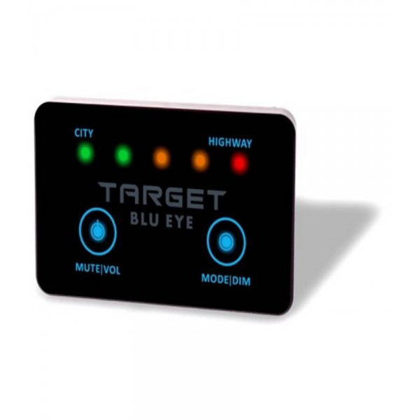 Target Blu Eye C2000 Detectie Politie Brandweer Ambulance Inclusief Montage